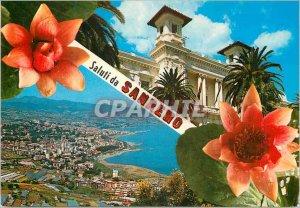 Postcard Modern Saluti da San Marino
