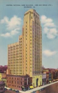 Virginia Richmond Central National Bank Building