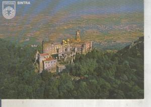Postal 014112: Palacio Nacional da Pena en Sintra, Portugal