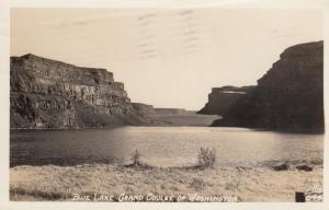 RP: Washington , 1945 ; Blue Lake , Grand Coulee ; ELLIS 644