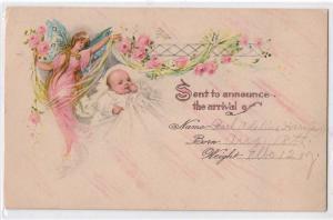 Fairies - Birth Announcement