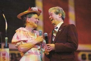 Tennessee Nashville Grand Ole Opry Minnie Pearl & Roy Acuff