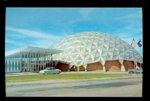 VA, Virginia Beach, Virginia, Aluminum Domed Convention Center, Dexter Press