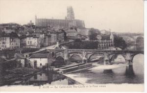 ALBI, Tarn, France; 1900-1910´s; La Cathedrale Ste. Cecile Et Le Pont Vieux