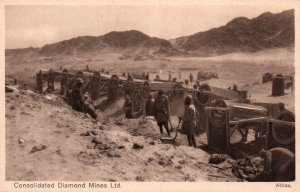 Consolidated Diamond Mines,South Africa