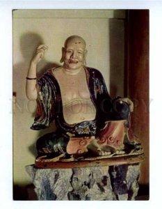 181722 VIETNAM Tay Phuong Pagoda statue Phat Da Nan De