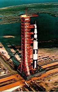 Florida John F Kennedy Space Center NASA Apollo Saturn-V