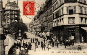 CPA AK PARIS 3e Rue de Turenne (537514)