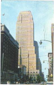 Carew Tower - Fountain Square Cincinnati Ohio OH 1961