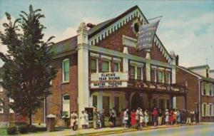 Virginia Abingdon The Barter Theatre