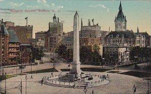 New York Buffalo Niagara Square