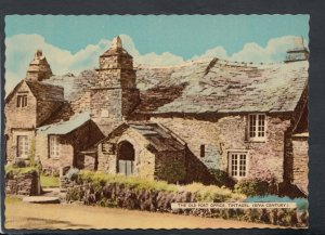 Cornwall Postcard - The Old Post Office, Tintagel   RR5545