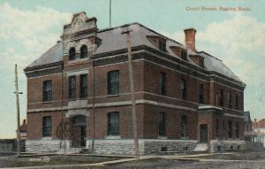REGINA , Saskatchewan, Canada , 00-10s ; Court House