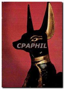 Postcard Modern Die Meister Der Schatzdes tut Ench Amun Egypt