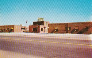 Texas Lamesa The Westerner Motel