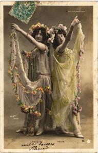 CPA Theater stars Laridan & Selva. (528731)