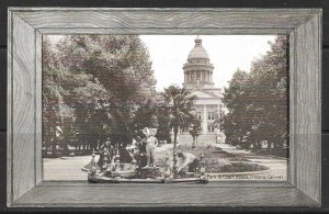 California, Fresno - Park & Court House - [CA-080]