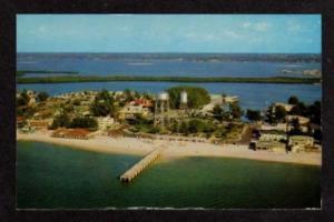 FL Rockaway Park CLEARWATER BEACH FLORIDA Postcard PC