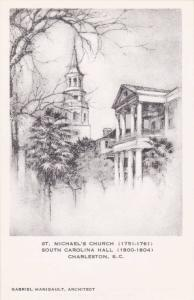St.Michael´s Church, South Carolina Hall, Charleston, South Carolina, 00-10s