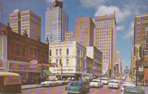 Texas Fort Worth Main Street
