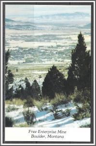 Montana Boulder Free Enterprise Mine - [MT-017]