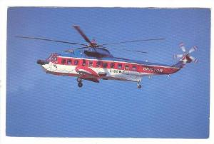Helicopter , Aberdeen , UK , 50-60s