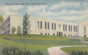 West Virginia Charleston Stonewall Jackson High School sk5271