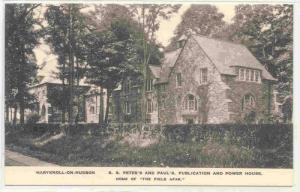 S. S. Peter's & Paul's Publication & Power House, Maryknoll-On-Hudson, New Yo...