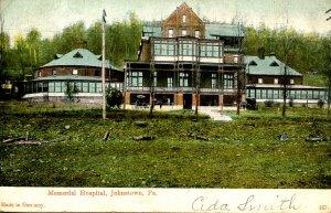 PA - Johnstown. Memorial Hospital