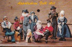 Appalachian Folk Art , 1950-60s