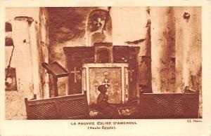 Africa Haute-Egypte La Pauvre Eglise d'Amchoul Church