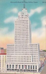 Texas Dallas Mercantile Bank Building