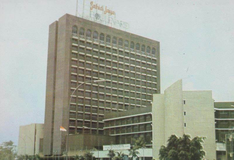 Sahid Jaya Indonesia Jakarta Pusat Middle East Hotel