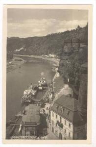 RP: Herrnskretschen(now Hř ensko), Czech Republic, 1910s