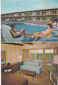 Massachusetts Pravincetown The Moor Motel With Pool
