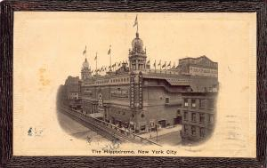 The Hippodrome, New York City, N.Y., Early Postcard, Used in 1911