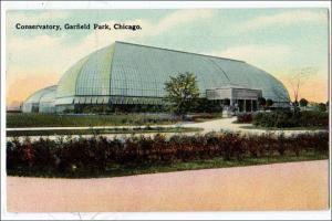 Conservatory, Garfield Park, Chicago
