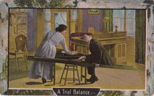 Trial Balance - Romance - Humor - DB