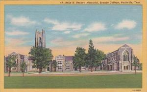 Belle H Bennett Memorial Scarritt College Nashville Tennessee