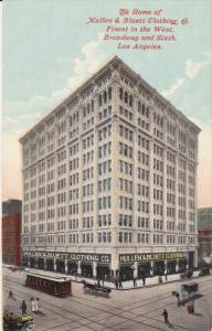 Mullen & Bluett Clothing Company , LOS ANGELES , California , 00-10s