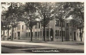 RP: HOWARD CITY  , Michigan , 1947 ; High School