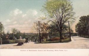 Junction Of Westchester Avenue And Broadway White Plains New York
