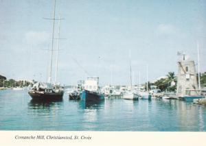 Comanche Mill , CHRISTIANSTED , St Croix , V.I. , 50-70s