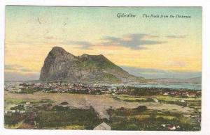 Gibraltar, PU-1922, Rock from a distance
