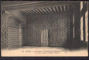 Chambre de Catherine de Medicis,Le Chateau,Blois,France BIN