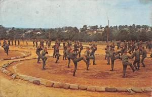 Fort Jackson SC~Army Hand to Hand Combat Training~1968 Viet Nam Era~Soldier Mail