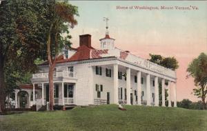 Virginia Mount Vernon Washington's Mansion