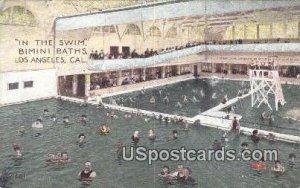 Bimini Baths - Los Angeles, CA