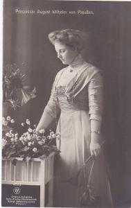 RP: Prinzessin August Wilhelm von Preussen, GERMANY, 1912-1915