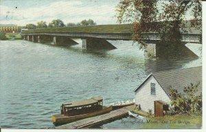 Old Toll Bridge,Springfield,Mass.